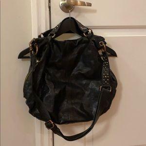Banana Republic studded crossbody handbag